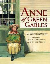 ANNE OF GREEN GABLES  - L. M. MONTGOMERY (HARDCOVER)