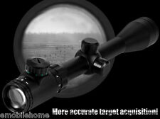 3 - 9 X 40EG Hunting Riflescope Full Size Mil-dot Tactical Optics Scope