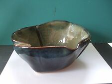 """SIGNED HILBORN 8.5"""" BOWL Made in Canada"""