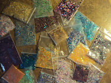 glitter mixes  grab bag 10 different mixes acrylic gel nail art