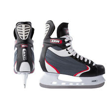 New DR X6 ice hockey skates senior mens size 11.5 sr sz recreational