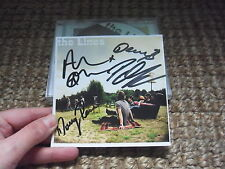 The Lines signed autographed cd IP