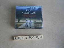 KATE ATKINSON BEHIND THE SCENES AT THE MUSEUM RD BY DIANA QUICK  3 CD AUDIO BOOK