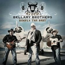 DJ ÖTZI & THE  BELLAMY BROTHERS - SIMPLY THE BEST  CD+++++++++15 TRACKS+++++ NEU