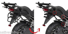 Versys 1000 2013 GIVI PLXR4105 Pannier Rack QUICK RELEASE for V35 free delivery