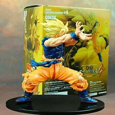 Figurine Anime Dragon Ball Z Son Goku Super Saiyan PVC 18Cm Collection Modèles