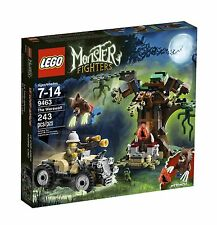 LEGO Monster Fighters 9463 The Werewolf - LegoOriginals