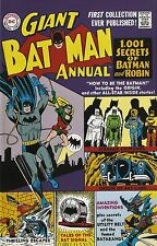 Batman Annual No.1 Replica Edition - 1001 Secrets of Batman & Robin 1991/1961