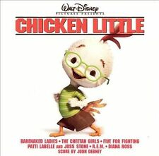 Chicken Little [Original Disney Soundtrack CD] BRAND NEW/SEALED FREE SHIPPING