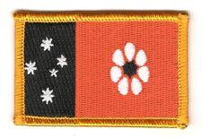 Toppe Toppa PATCH TERRITORIO DEL NORD DARWIN AUSTRALIA Bandiera termoadesivo