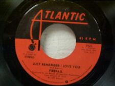 "FIREFALL ""JUST REMEMBER  I LOVE YOU / JUST THINK"" 45 MINT"