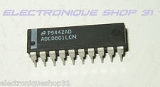 ADC0801LCN  CAN   NS NATIONAL SEMECONDUCTOR  DIP20  8-Bit uP Compatible