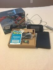 Nintendo Wii U 32GB Console Deluxe Set with Mario Kart 8 Pre-Installed