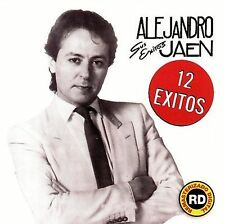 Alejandro Jaen  SUS EXITOS (CD, Feb-2005, Ole Music) New & Factory Sealed
