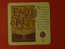 Beer Coaster    Odell Brewing Company    Easy Street Wheat    Family Run Brewery