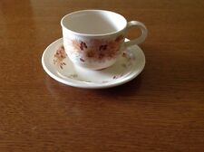 Poole Pottery SUMMER GLORY Collection - Cup & Saucer - NEVER USED