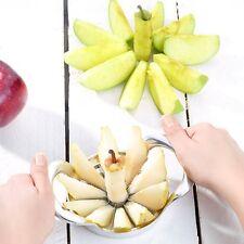 Apfel- & Birnenteiler Apfelteiler aus stabilem Alu-Druckguss mit breitem Griff