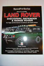 Land Rover Discovery Defender +Range Rover How to Modify High Performance Manual
