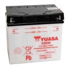 MOTO YUASA-BATTERIA 53030 NUOVO!!!, 12 Volt 30ah senza acido Pack
