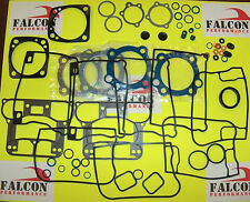 Harley EVO 1340/1340cc STD Bore Upper/Top End Gasket Set w/Teflon Head 1984-99