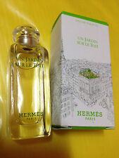 Hermes UN JARDIN SUR LE TOIT 7.5ml/.25oz EDT  BNIB