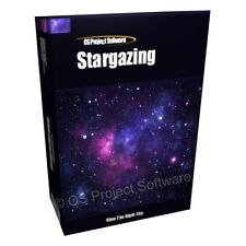 Star Gazing Signs Astronomy Night Sky Map Guide Software Application Program