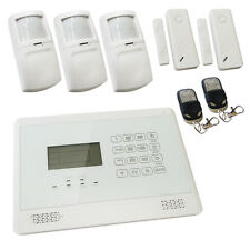 Sentry Pro Touch Screen Wireless Intruder Burglar House Alarm White Solution 2