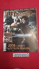 MAGAZINE ROLE PLAYING GAME GUIDE 2008 CRISIS CORE FINAL FANTASY VII +POSTER   FR
