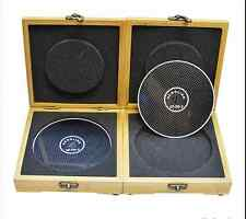 1pcs  HI-END-0-48mm-Carbon-Fiber-CD-DVD-Stabilizer-Mat-Top-Tray-Player-Turntable