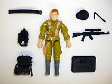 GI JOE COLONEL BREKHOV Action Figure Oktober Guard COMPLETE 3 3/4 C9+ v1 1998