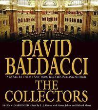 Camel Club: The Collectors Bk. 2 by David Baldacci (2006, CD, Unabridged)