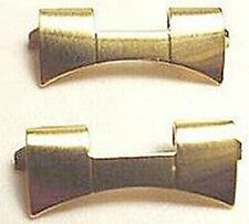 Replacement Band Ends for Rolex 'President' Link GP-Free Ship!