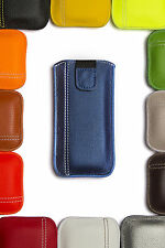 Custodia Cover Bumper in vera pelle MADE IN ITALY Iphone 6