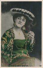 POSTCARD  ACTRESSES   Queenie  Leighton
