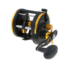 PENN Squall 30LWLH Levelwind Saltwater Fishing Reel Left Hand - SQL30LWLH