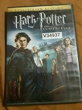 Harry Potter and the Goblet of Fire DVD, 2006, Full Screen Edition