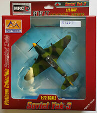 Easy Model WWII Aircraft Soviet Yak-3 Eastern Russia Item: 37227 NEW