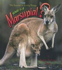 What is a Marsupial? (The Science of Living Things)