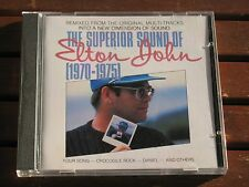 The Superior Sound of Elton John (1970-1975), CD, DJM 810062-2 01, Sammlerstück
