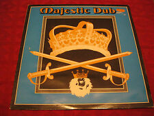 LP Reggae Dub JOE GIBBS & THE PROFESSIONALS Majestic Dub UK 1979