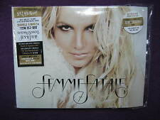 Britney Spears /Femme Fatale - Deluxe Edition +4 CD NEW