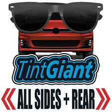 TINTGIANT PRECUT ALL SIDES + REAR WINDOW TINT FOR HYUNDAI ACCENT 4DR SEDAN 06-11