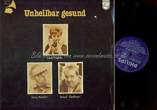LP--UNHEILBAR GESUND //  HELMUT QUALTINGER // MARTINI // GEORG KREISLER