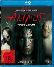 Animus: The New Maneater - Blu-Ray Disc -