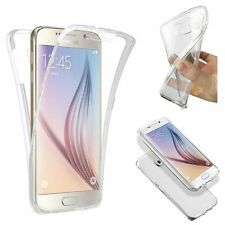 COQUE SILICONE GEL INTEGRAL HUAWEI P9 LITE TRANSPARENT CLIPSABLE FULL PROTECTION