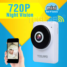 TUGUARD HD 720P IP Camera WiFi Webcam Baby Monitor Motion Detection Night Vision