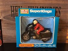matchbox super kings K-82a-2.Version mint OVP excellent 1980