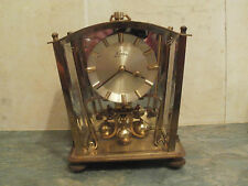 Vintage Reloj Aniversario De Latón Kern 400day