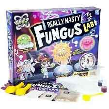 Really Nasty Fungus Lab - Science Chemistry Bacterial Experiment Toy Set 44-0089