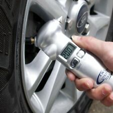 LCD Digital Car Auto Tire Tyre Air Pressure Gauge Tester 4in 1 function